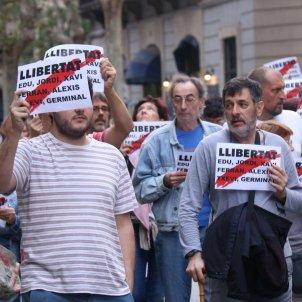 CDR protesta ACN