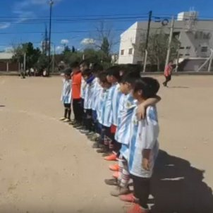Tiroteig Neuquen Argentina partit infantils