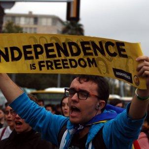 manifestant Girona sentencia ACN