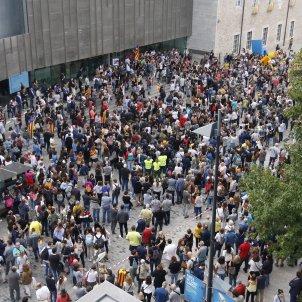 Mobilització sentència Girona - ACN