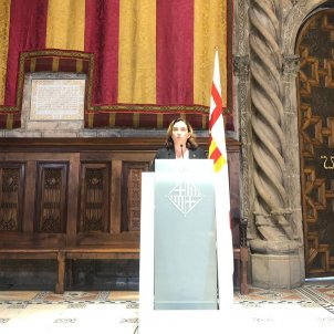 Colau Ajuntament Barcelona sentència 14 O Marina Fernández