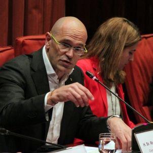 romeva parlament comissio