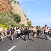 ELNACIONAL caminant ronda litoral aeroport sentència 14 O Sergi Alcàzar