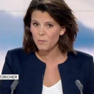 Presentadora TV suissa