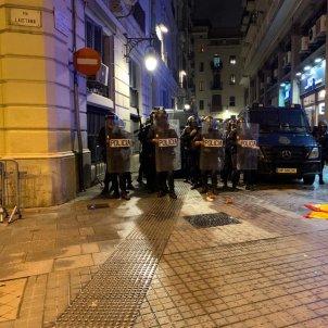 antiavalots CNP via laietana - david recasens