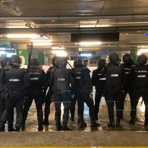 ELNACIONAL policia espanyola aeroport del prat sentencia porces - Sergi Alcàzar