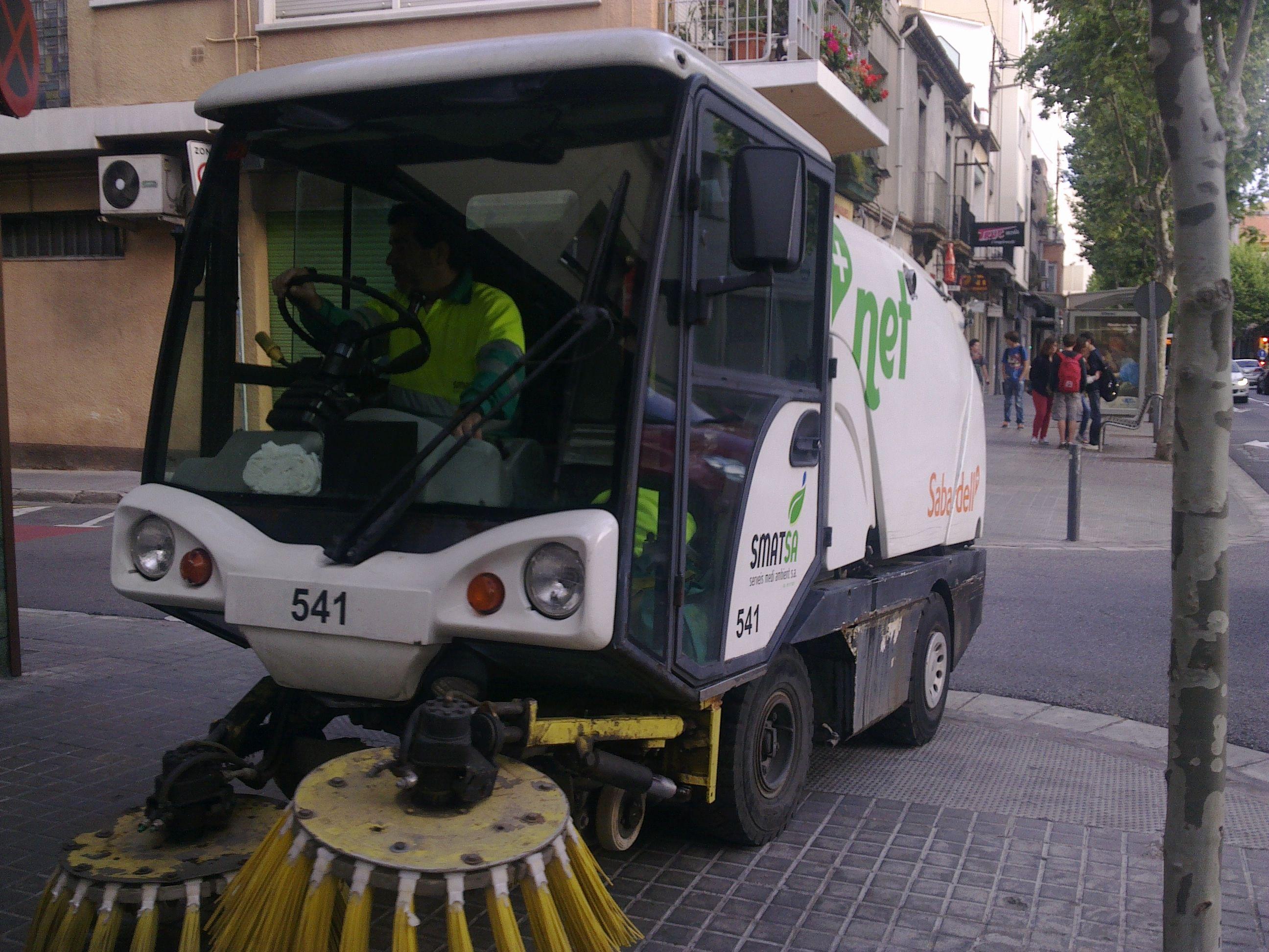 Sabadell Neteja Smatsa (David B. iSabadell)