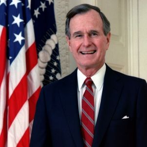 president george bush pare wikimedia commons