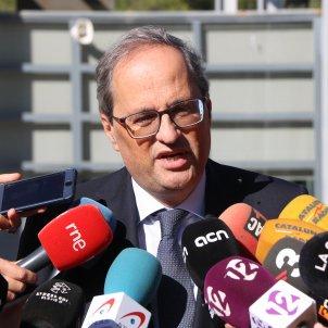 President Quim Torra presó mas enric - ACN