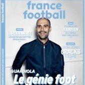 Pep Guardiola France Football Portada