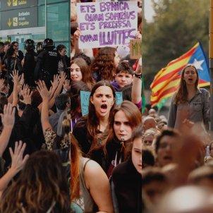 bea talegon sentencia proces dret manifestar-se - Laia Hinojosa