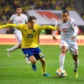 Thiago Alcantara Olsson Suecia Espanya Eurocopa classificacio EFE