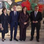 Foto Familia Colau Creueras Batet  Premi Planeta 2019 - Sergi Alcàzar