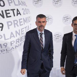 Santi Vila Premi Planeta 2019 - Sergi Alcàzar