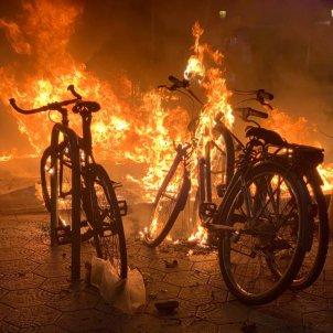 bicis cremant passeig de gracia aldarulls sentencia - el nacional