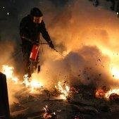 Barricades cremant barcelona sentencia proces - Sira Esclasans