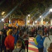 Tàrrega marxa llibertat   Twitter grup ERC ajuntament Cervera