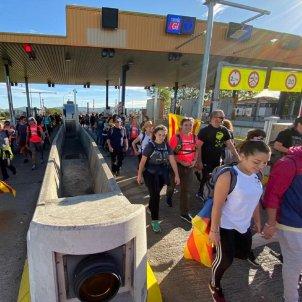Marxa llibertat Girona AP 7   Marc Ortín