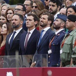 Abascal Casado Rivera militars @santi abascal