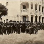 Test 79. Els Mossos d'Esquadra. Destacament de Mossos (finals del segle XIX). Font Viquipedia