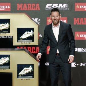 Messi Bota d'Or EFE