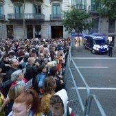 Manifestació delegació govern EFE