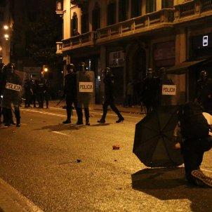 policia nacional via laietana manifestacio sentencia - acn