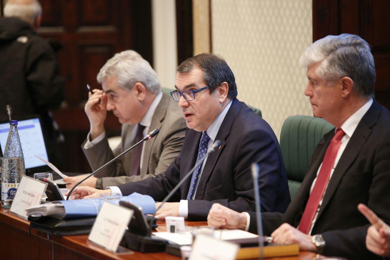 Jané pressupostos Parlament / Sergi Alcàzar