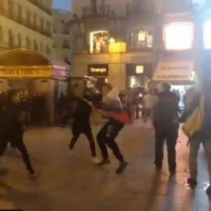 Incidents Madrid @juanmi_News