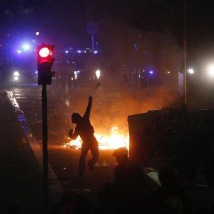 ELNACIONAL aldarulls barcelona sentencia mossos foc - sergi alcazar