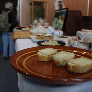 Fira formatge La Seu   ACN