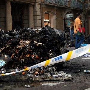 restes aldarulls contendiors Barcelona CDR ACN