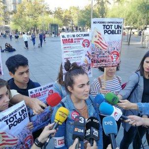 sindicat d'estudiants el nacional anna solé sans
