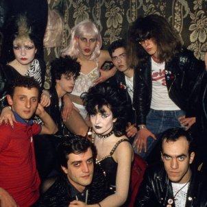 Pablo Pérez Mínguez, Camerinos Rock ola 1979 1985 'La movida' Foto Colectania