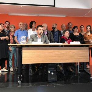 roda de prensa fede sentencia proces - Carlota Camps
