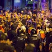 Manifestació ultres plaça Artos - Pau Venteo