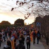 Marxa LLibertat   Twitter AN Tarragona