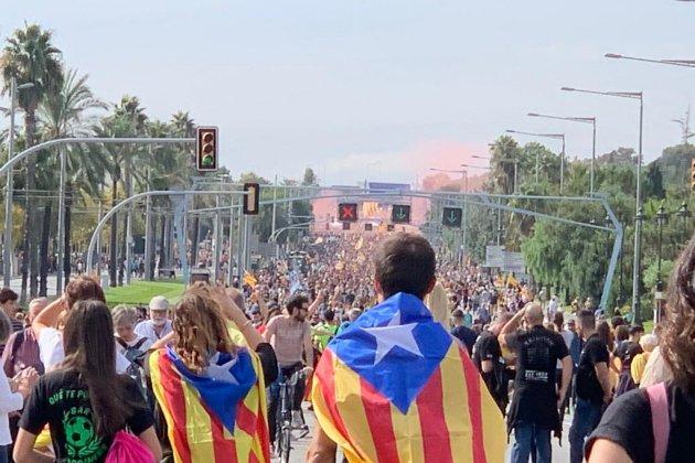 Marcha por|para la Libertad Diagonal 2 Marta Lasalas