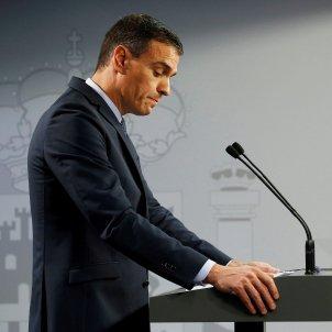 Pedro Sánchez Brussel·les EFE