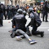 detencio policia via laietana estudiant - pau venteo