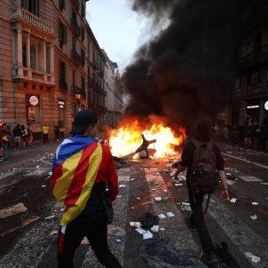 barricades via laietana vaga general - Pau Venteo