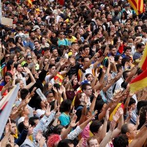 vaga general manifestacio sentencia - EFE
