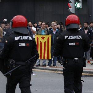 protesta sentencia bilbao - efe