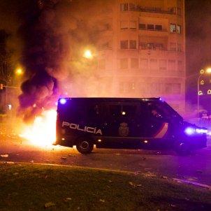 barricadas urquinaona vaga general - Pau Venteo