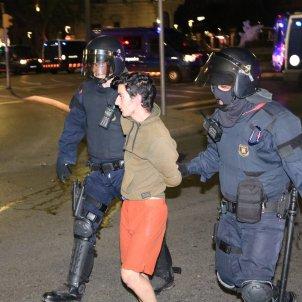 detingut tarragona Mossos - ACN