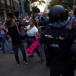 policia espanyola urquinaona el nacional guillem camós