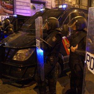 policia cordó urquinaona el nacional sergi alcazar