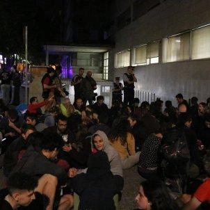 bloqueig jutajts Girona - ACN