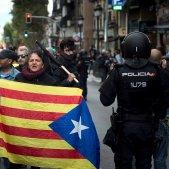 Manifestació Madrid pro catalunya presos politics - Efe
