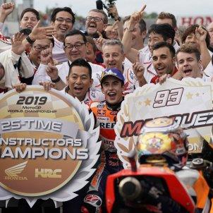 Marc Marquez equip Honda Motegi EFE